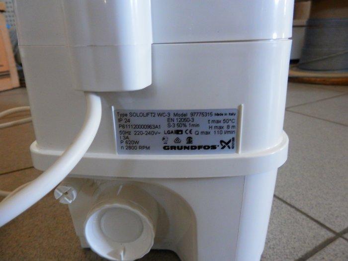 Grundfos Sololift2 Wc-1 инструкция